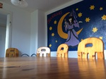 Stationäre Mädcheneinrichtung Wohngruppe Feenhaus, Esszimmer